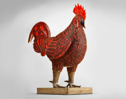 art-object-tom-sachs-rooster-the ritualofworkitself