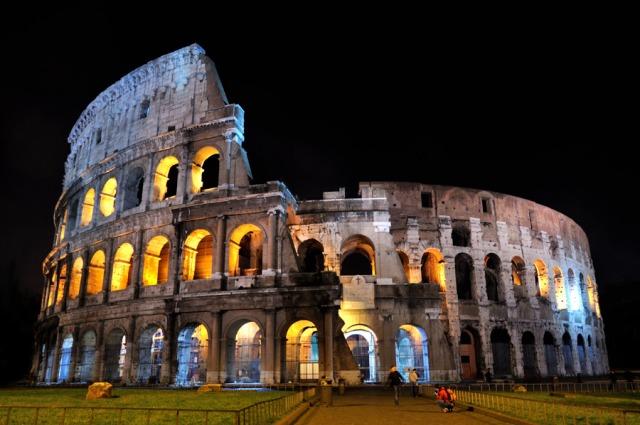 Coliseo Rome