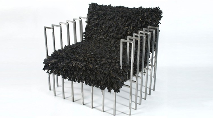 Chair by Benjamin Rollins Caldwell