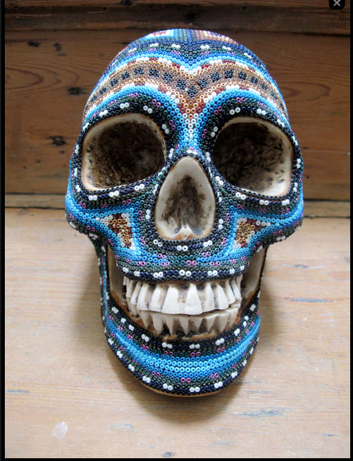 art-exquisite-corps-skull-bleu-222