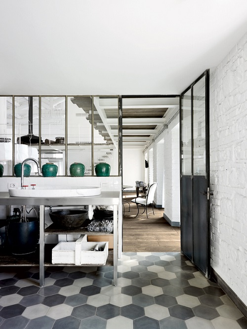 ... Cement Tiles For Kitchen